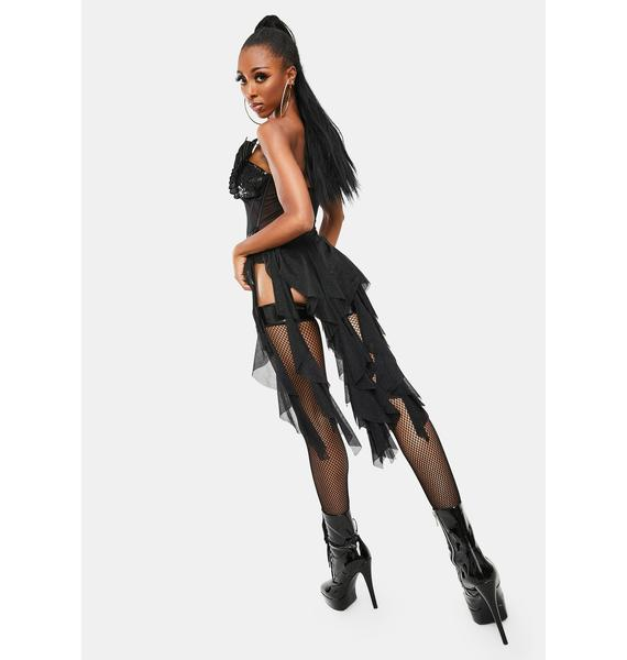 Roma Dark Angel Diva Costume Set