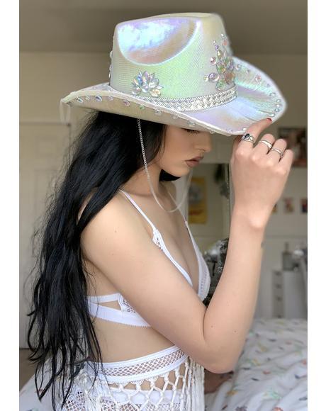 Iridescent Ryder Cowboy Hat
