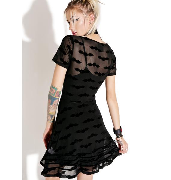 Iron Fist Batty Dress