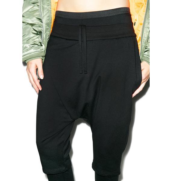 Drifter Dossier Asymmetrical Shorts