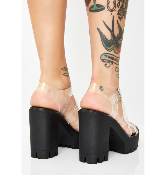 Got No Time Jelly Heels