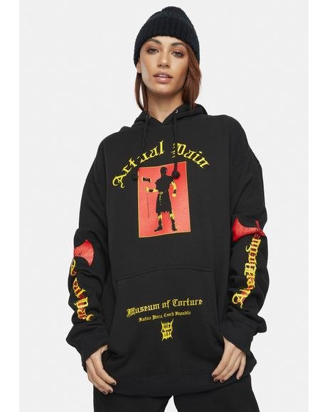 Museum Of Torture Graphic Hoodie