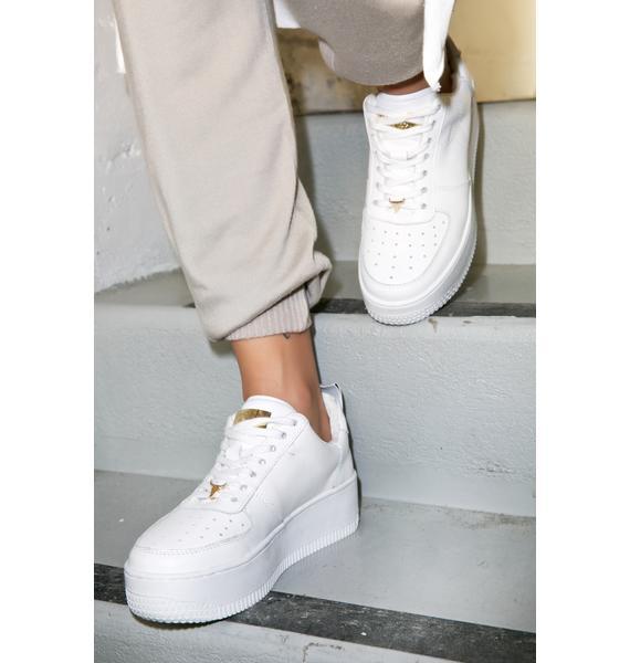 Windsor Smith Racerr Platform Sneaker