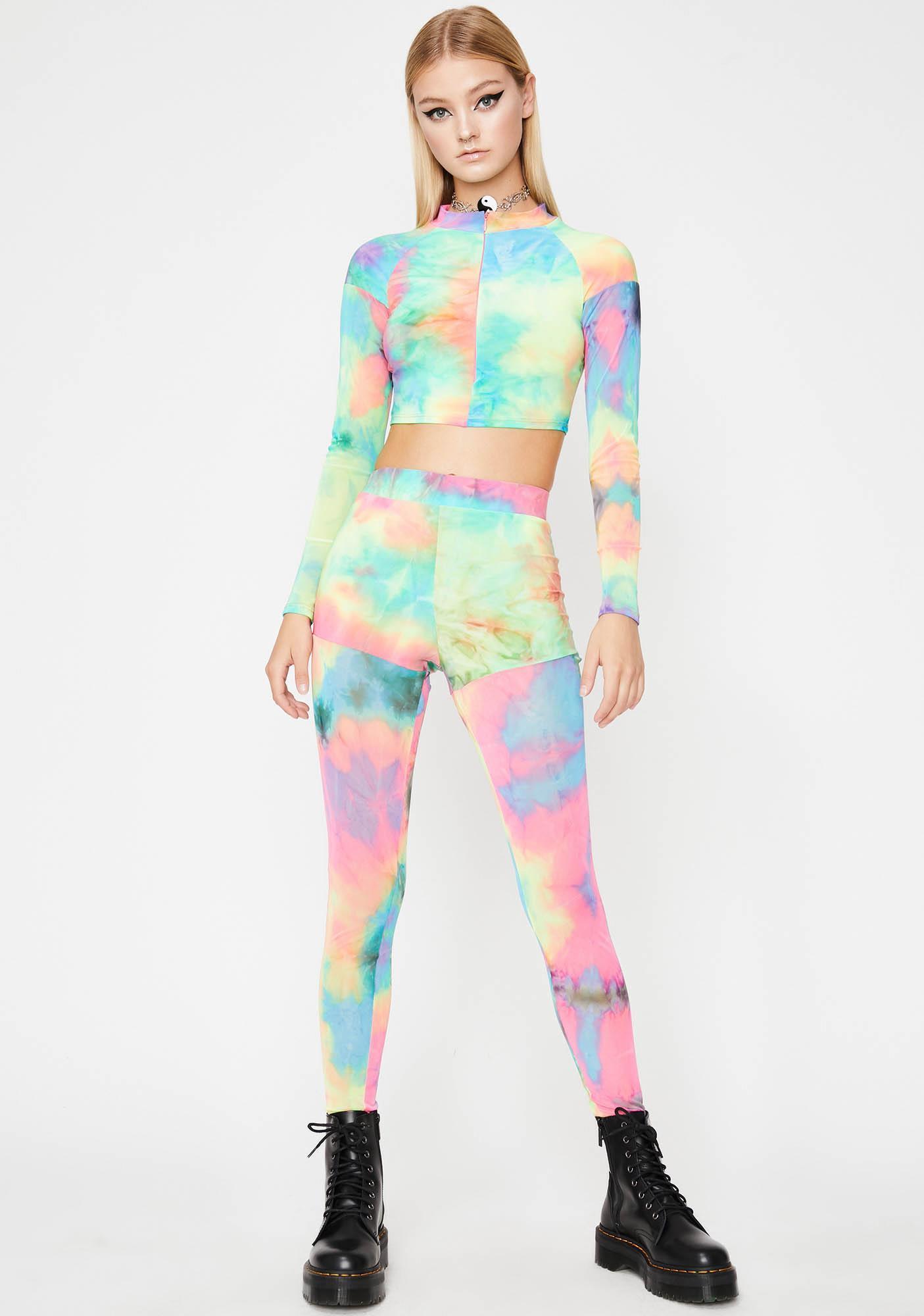 Wonderland BB Tie Dye Set