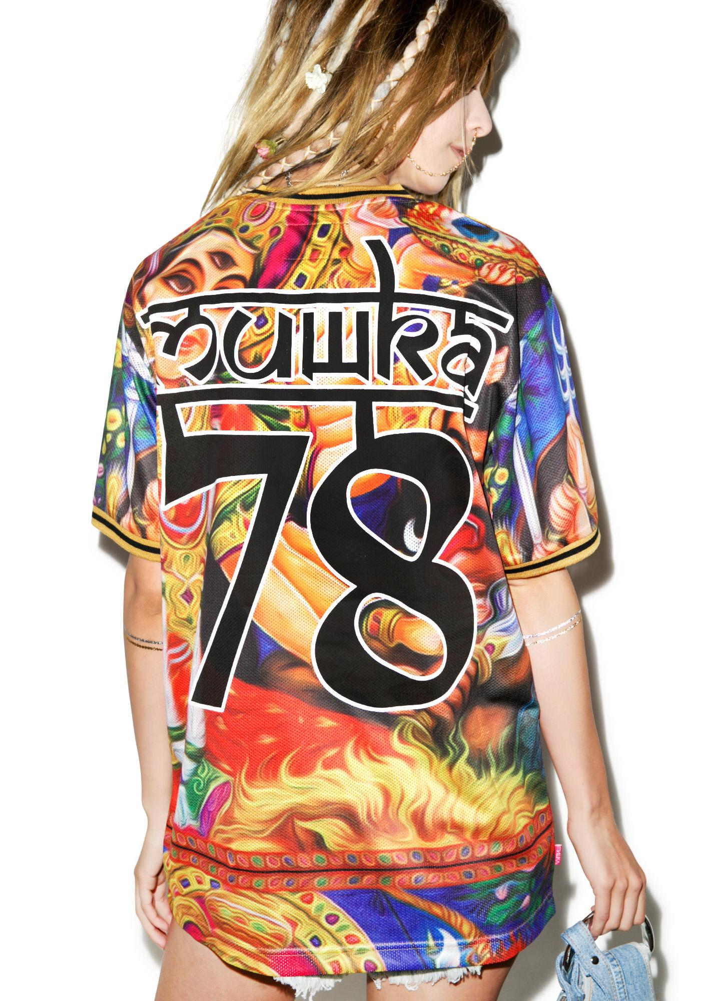 Mishka The Offering Football Jersey