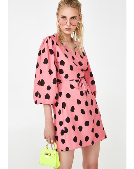 High Priority Mini Dress