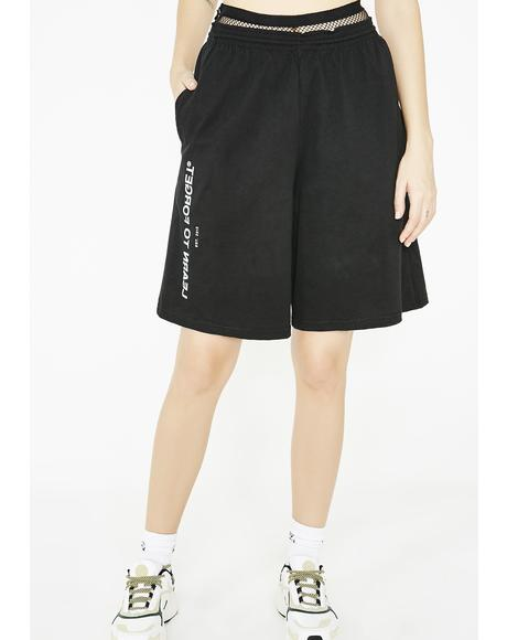 x Champion Shorts