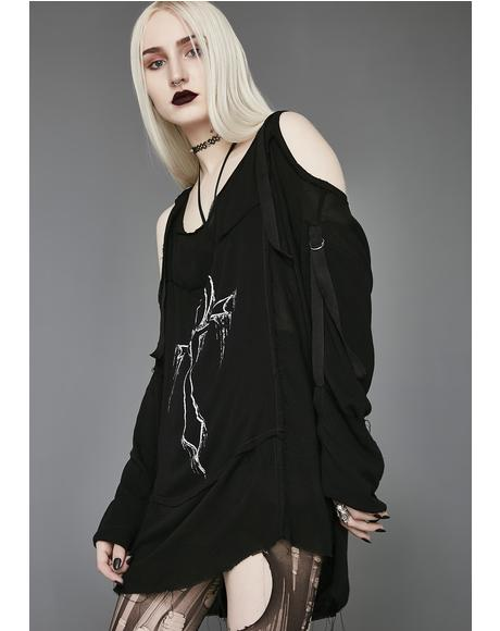 Eternal Life Gauze Tunic