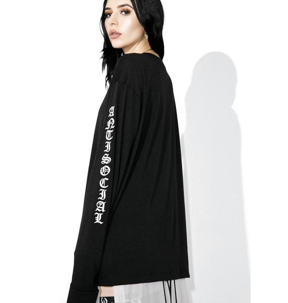 Wicked Antisocial Long Sleeve