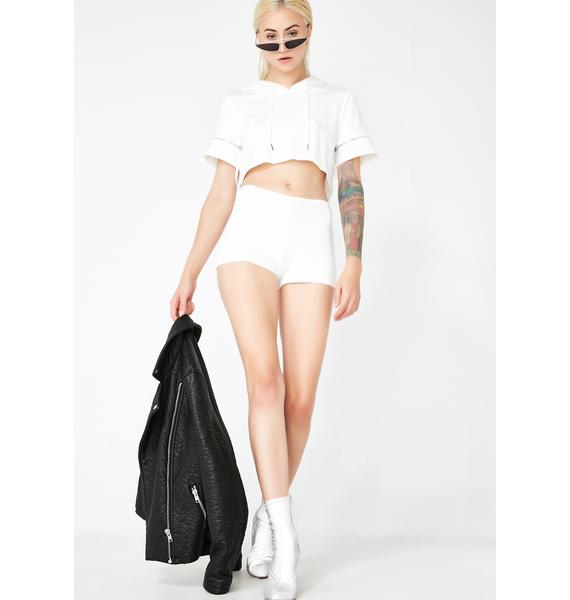 Kiki Riki Bright Light Mini Shorts