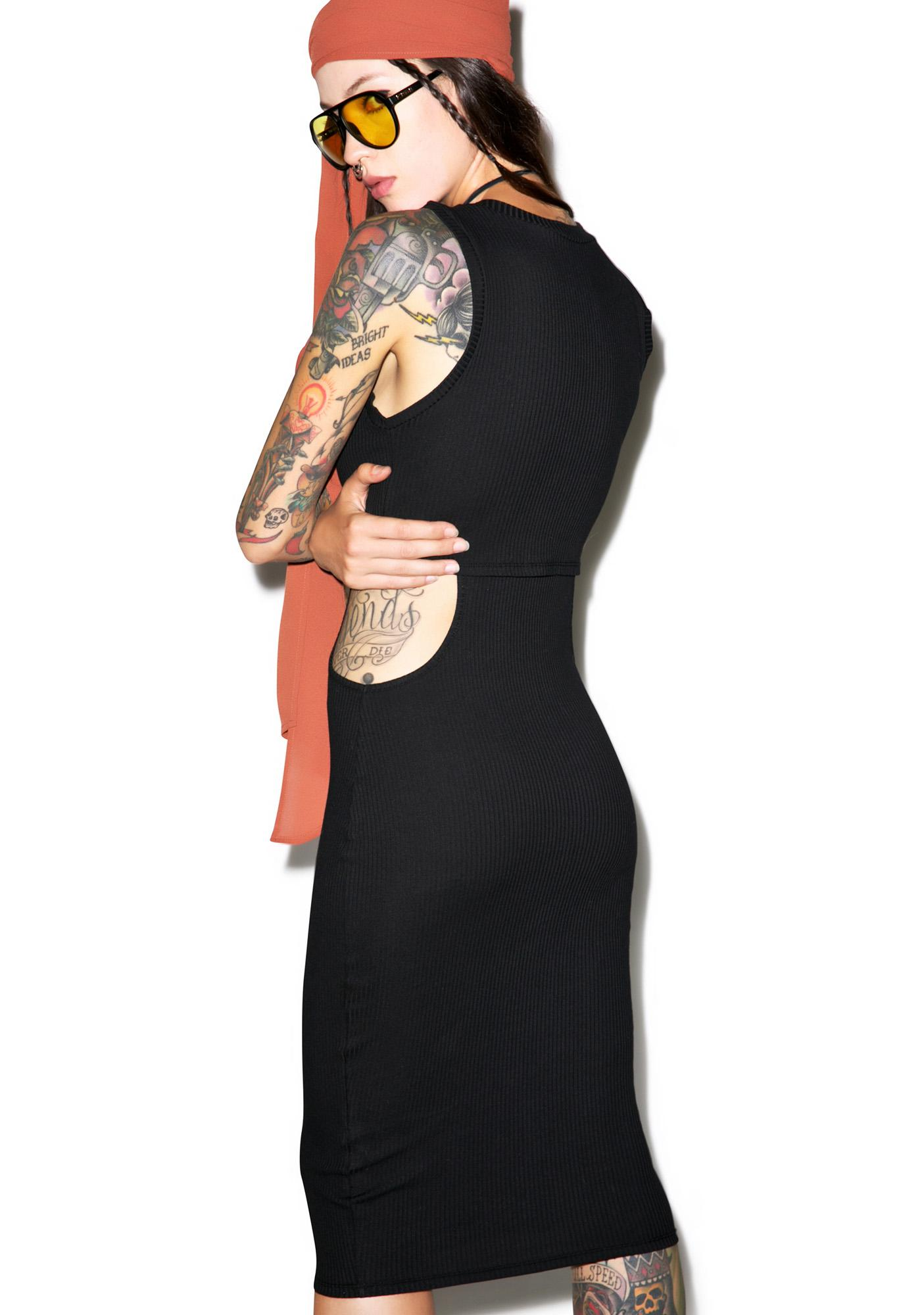 Sidechick Bodycon Dress