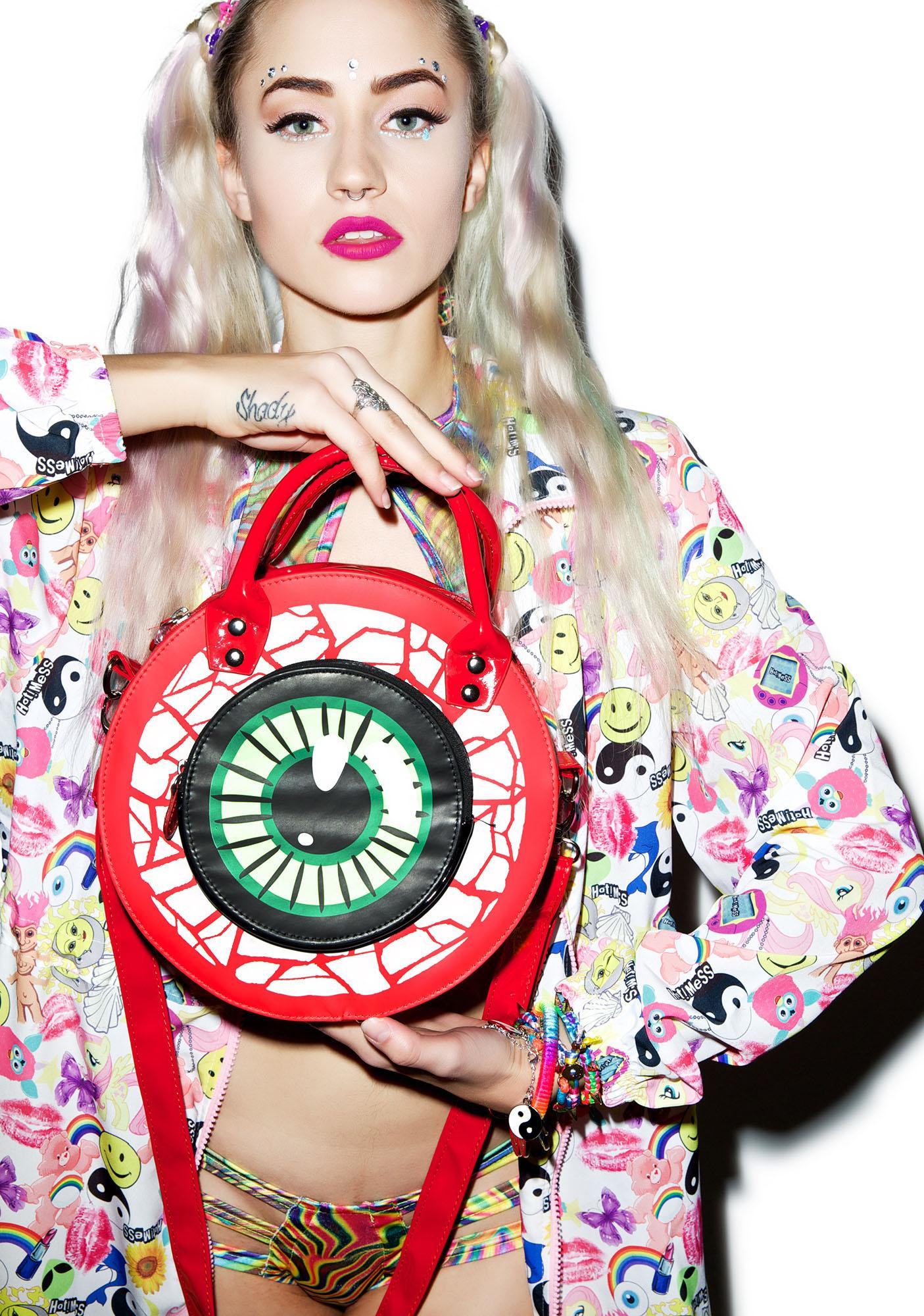 Kreepsville 666 Eyeball Handbag