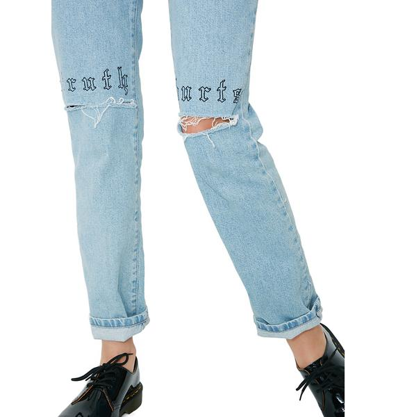 The Ragged Priest Honesty Jeans