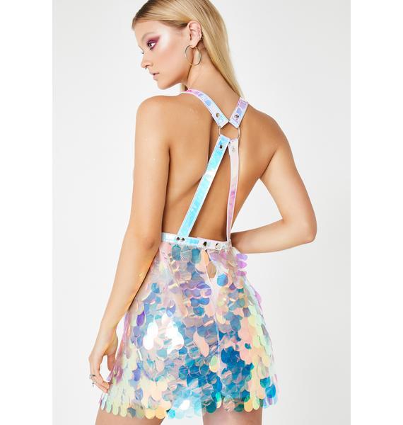 TheGLOWSTROBE Dream Chaser Sequin Dress