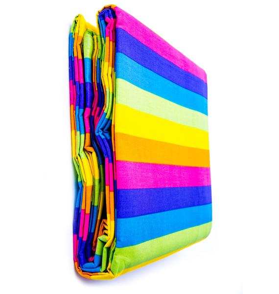 Rainbow Daze Duvet Cover
