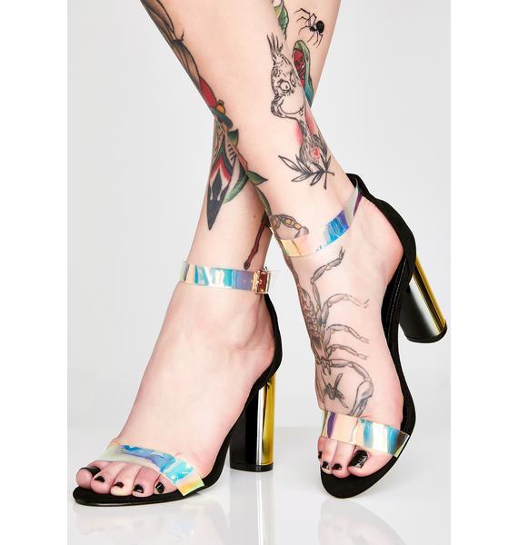 Zenon Zaddy Hologram Heels