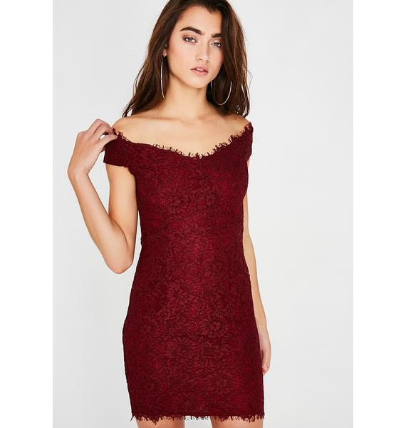 Found Love Lace Dress