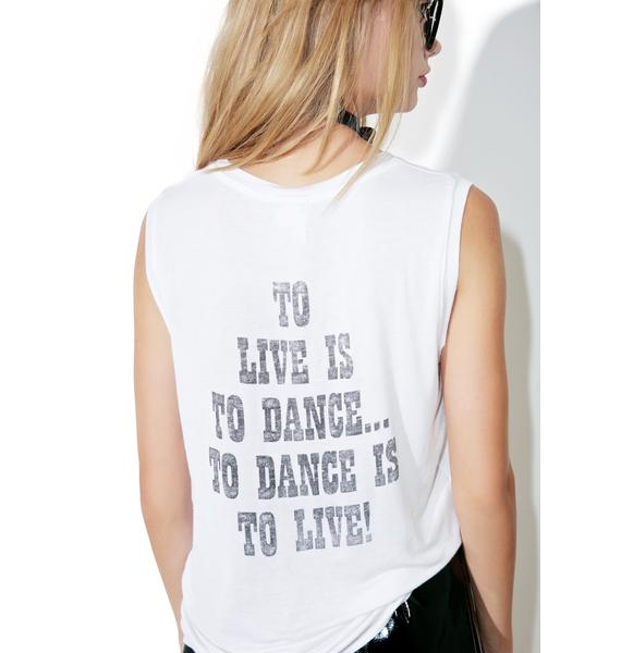Daydreamer Snoopy Dance Tank