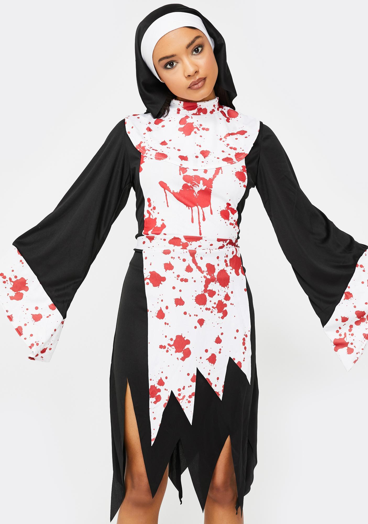 Sinful Habits Costume Set