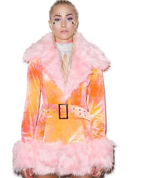 Cotton Candy Coat