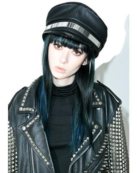 Y2K Authority Hat