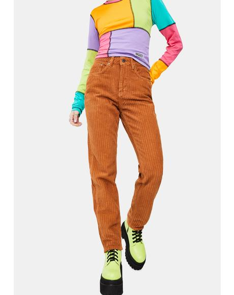 Ground Corduroy Pants