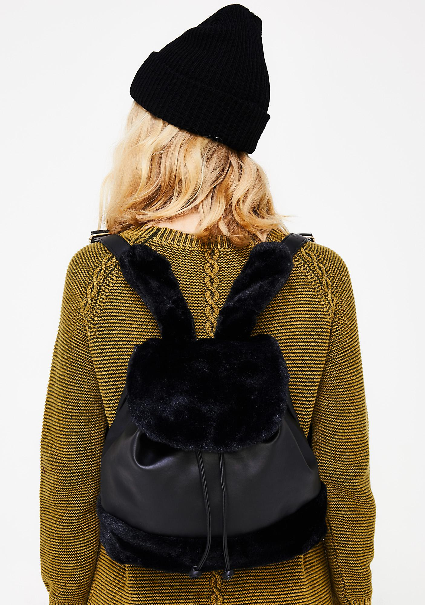 All Fur Nothin' Mini Backpack