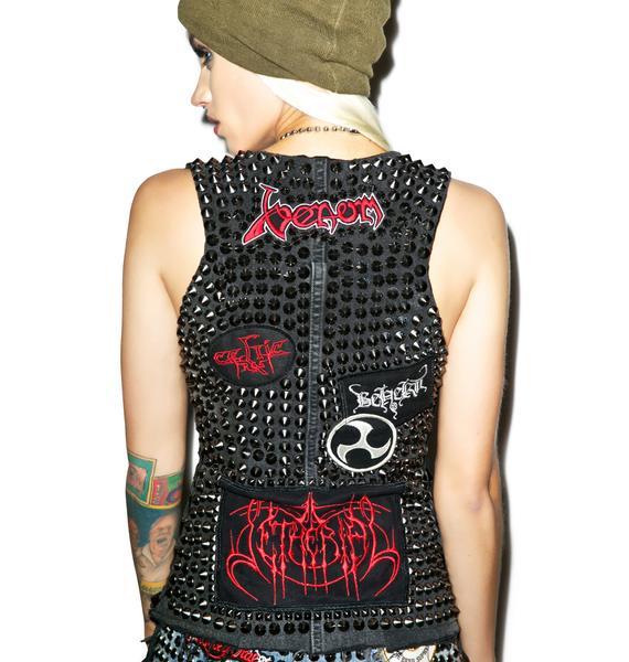 Hazmat Design Rock Vest