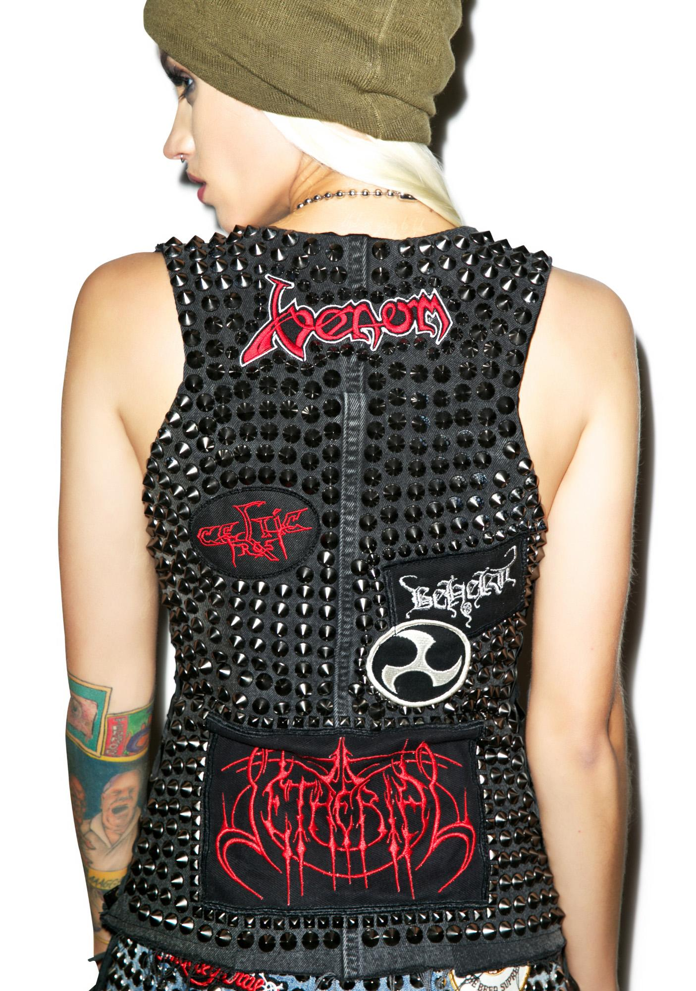 Hazmat Design Rock Vest
