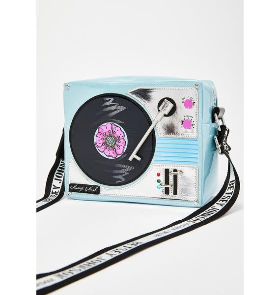 Betsey Johnson DJ Betsy Crossbody Bag
