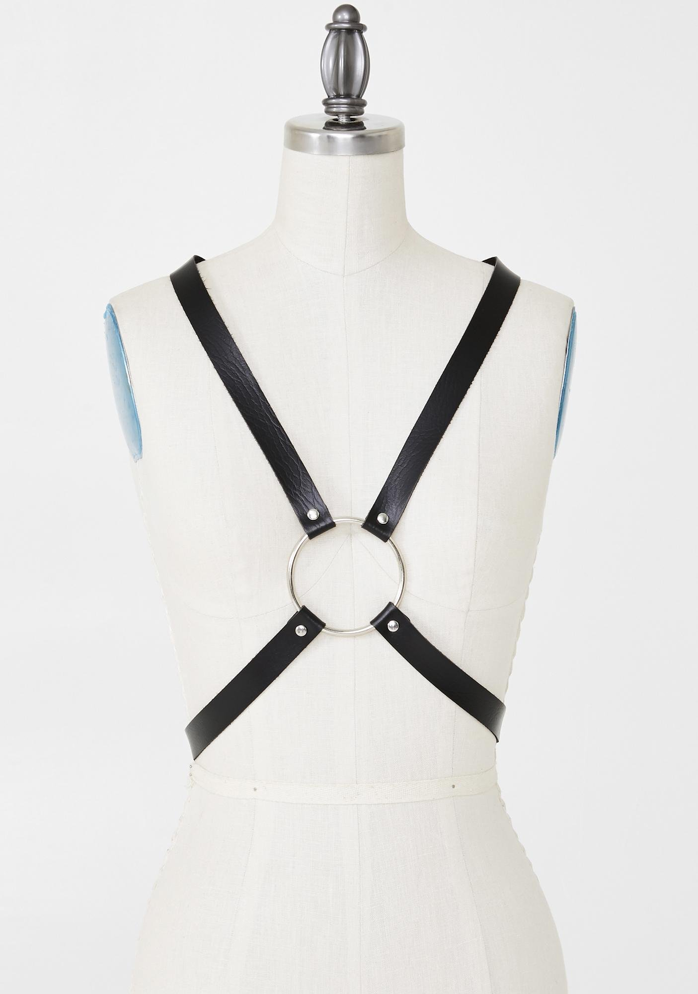 Obedient Nymph O-Ring Harness