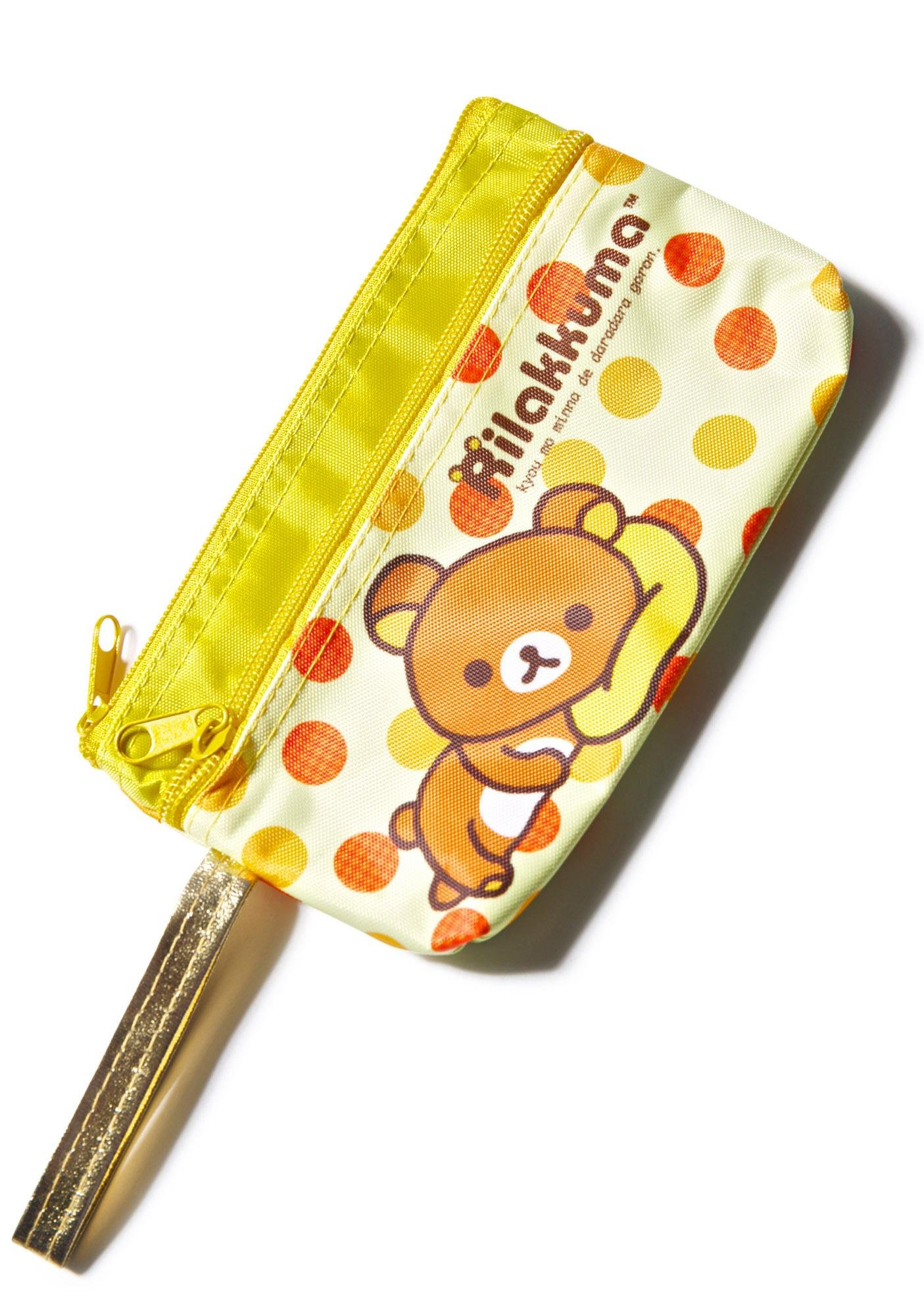 Rilakkuma Pencil Case