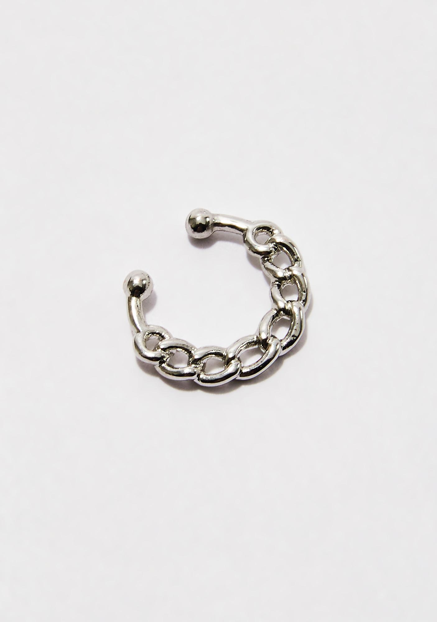 Link Up Later Septum Ring