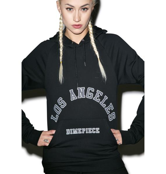 Dimepiece Athletic Los Angeles Hoodie