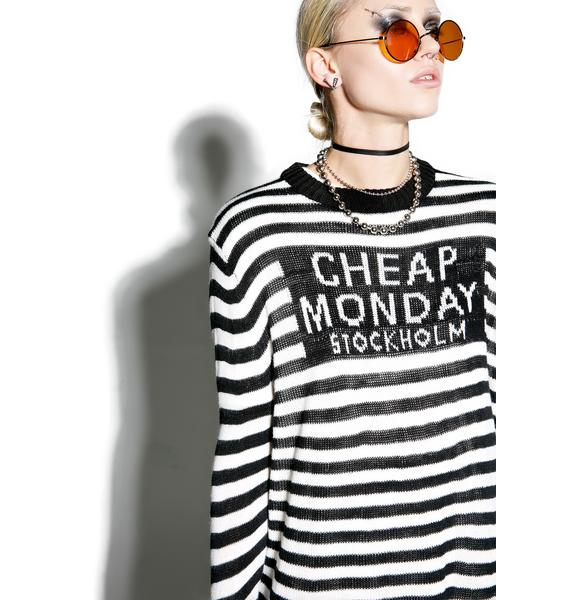 Cheap Monday Bars Knit