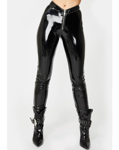 Big Mad PVC Pants