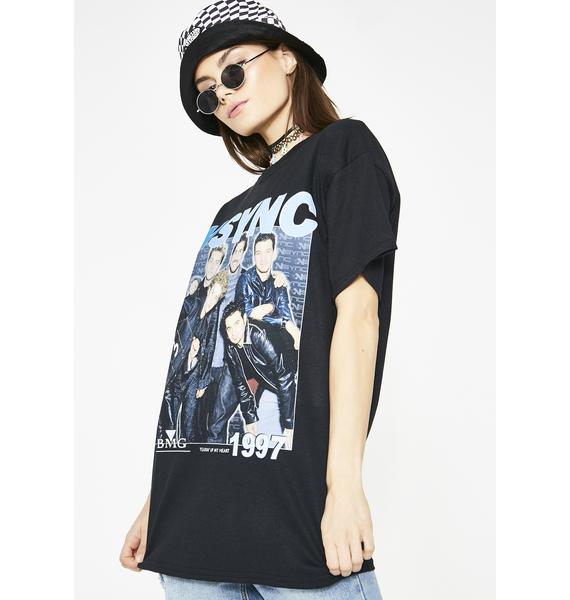Homage Forever In Sync Graphic Tee