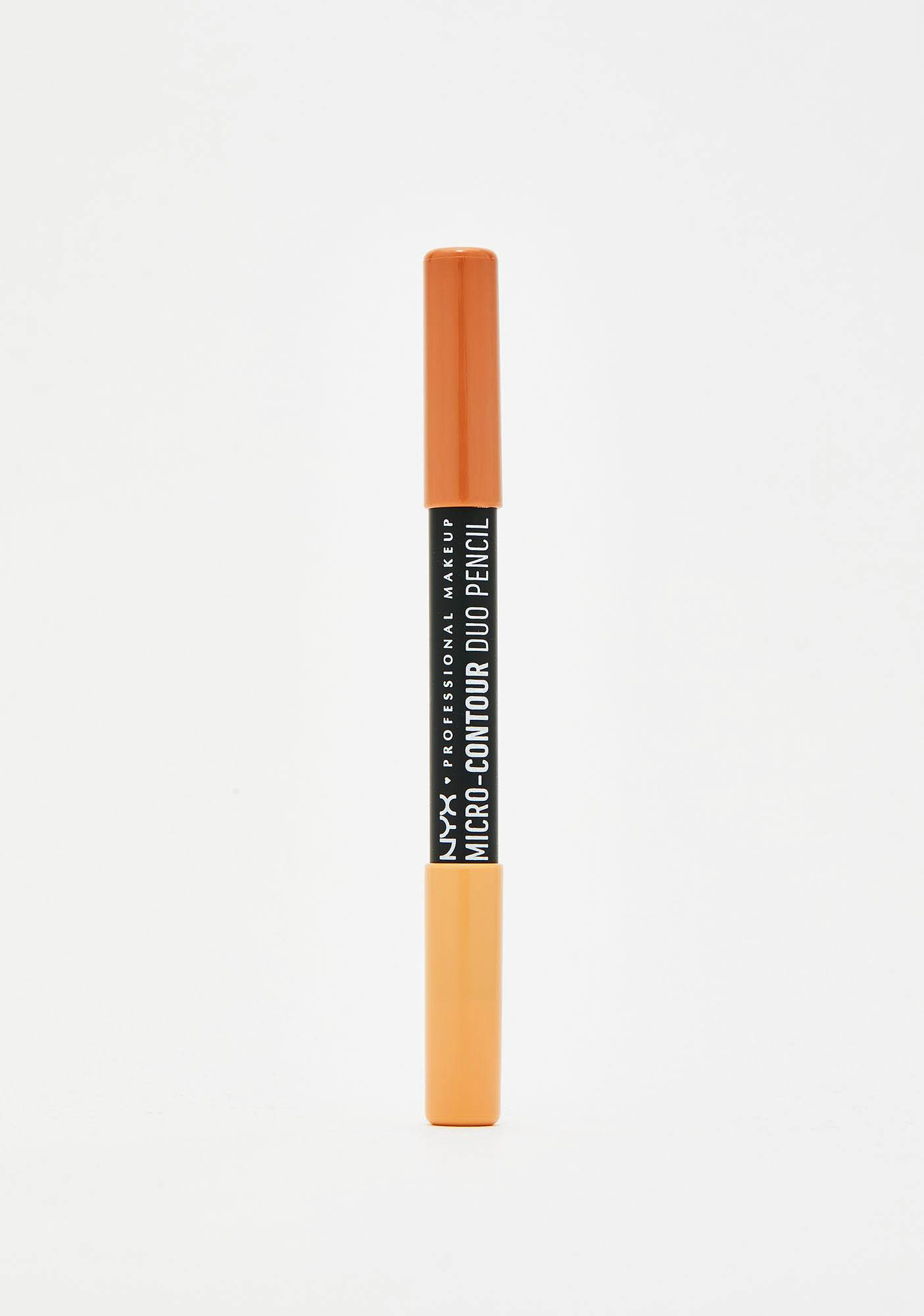 NYX Professional Makeup Medium Micro Contour-Duo Pencil