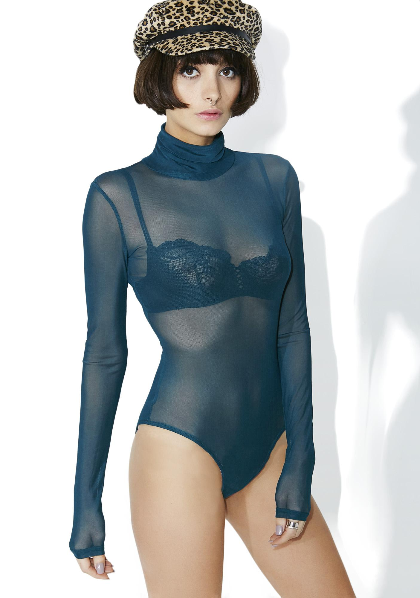 Submarine Mesh Bodysuit