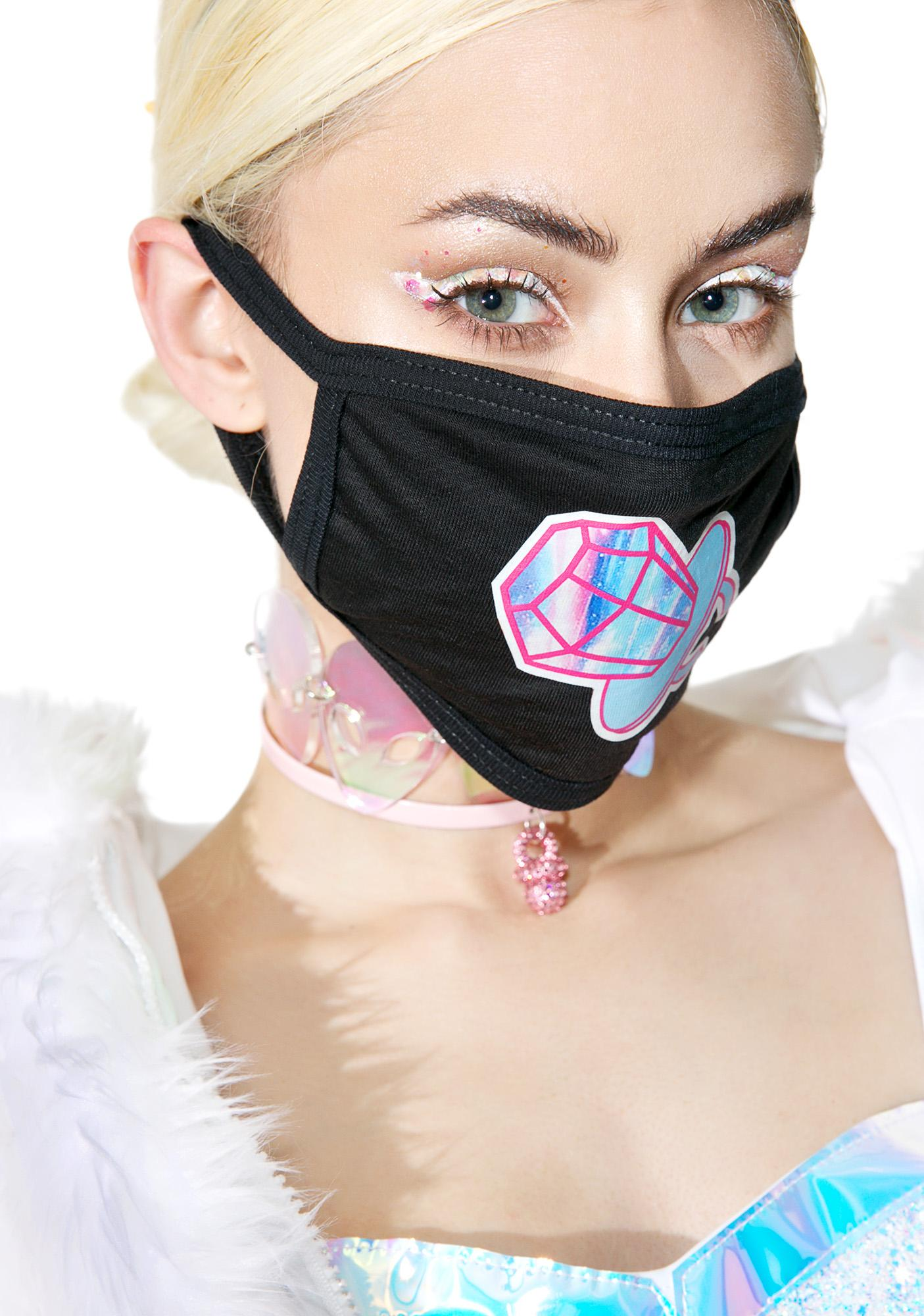 Cutie Pop Face Mask