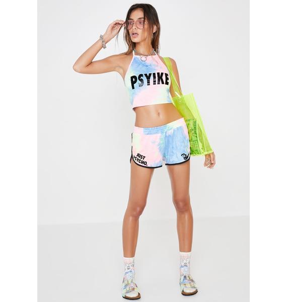 Psycho Rebel Psyike Playsuit Set