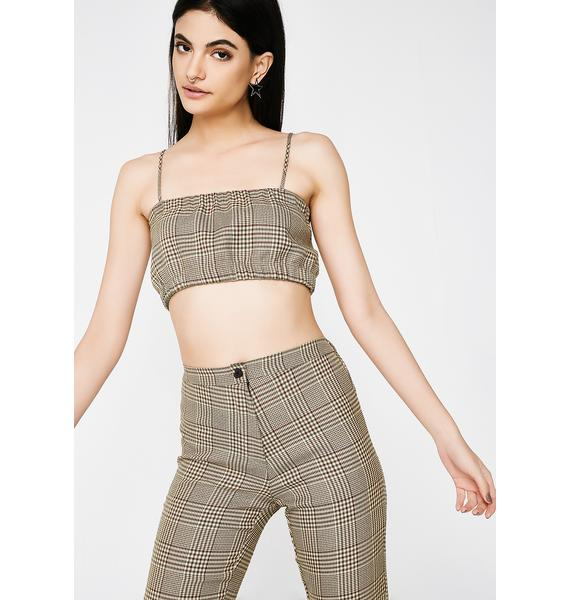 Valfré Sand Working Gal Tube Top
