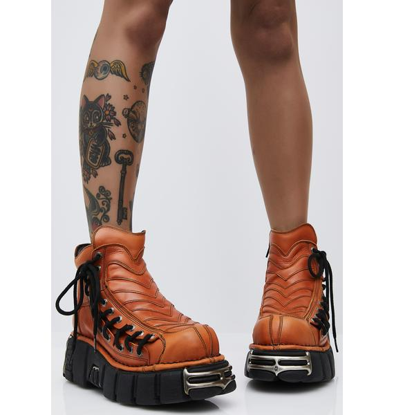 Maria ke Fisherman Moon Boots