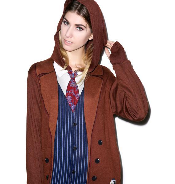 Undergirl 10th Doctor Onesie