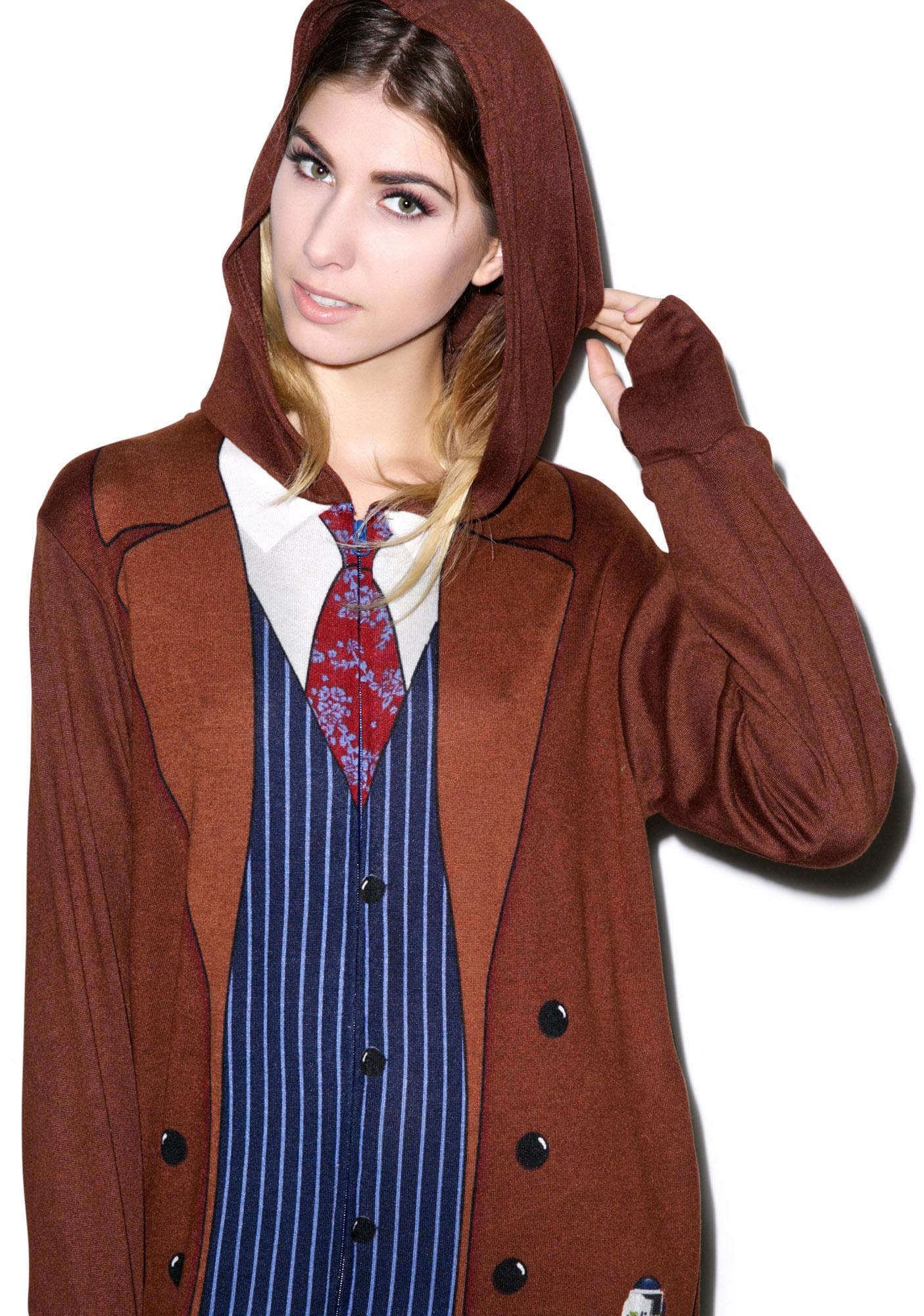 Undergirl 10th Doctor Onesie