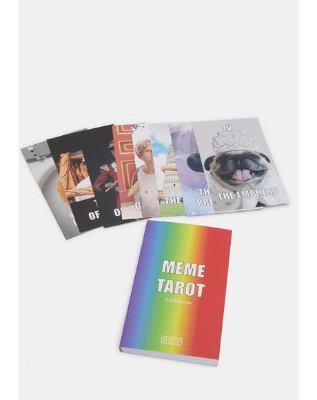 Meme Tarot Card Deck
