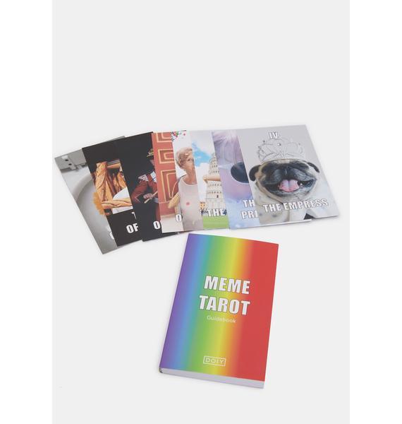 Meme Tarot Card Deck