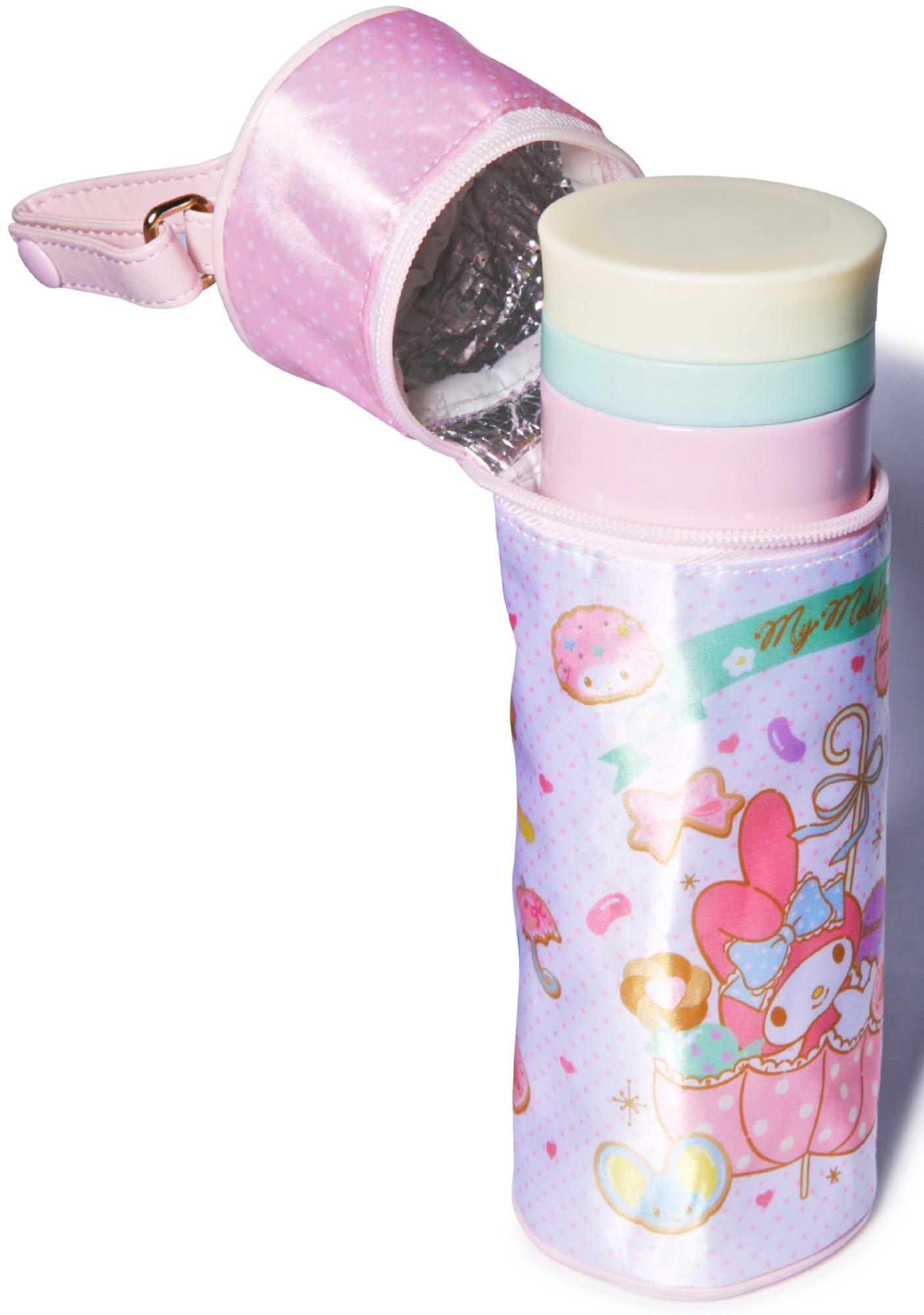 Sanrio Little Twin Stars Cherubs Water Bottle