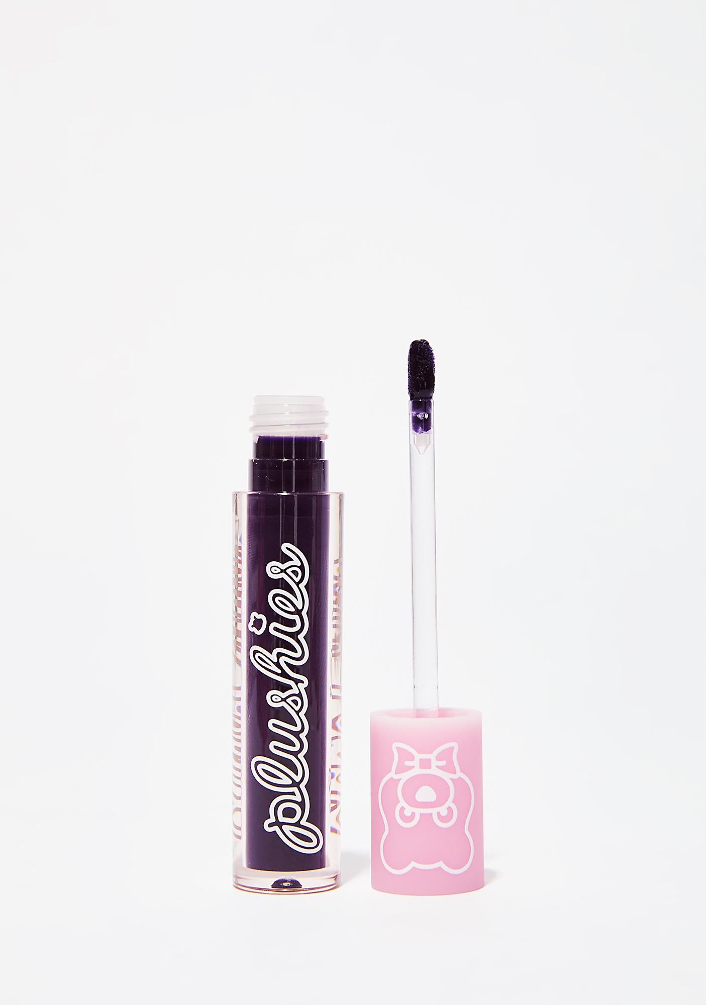 Lime Crime Grape Jelly Plushies Lipstick
