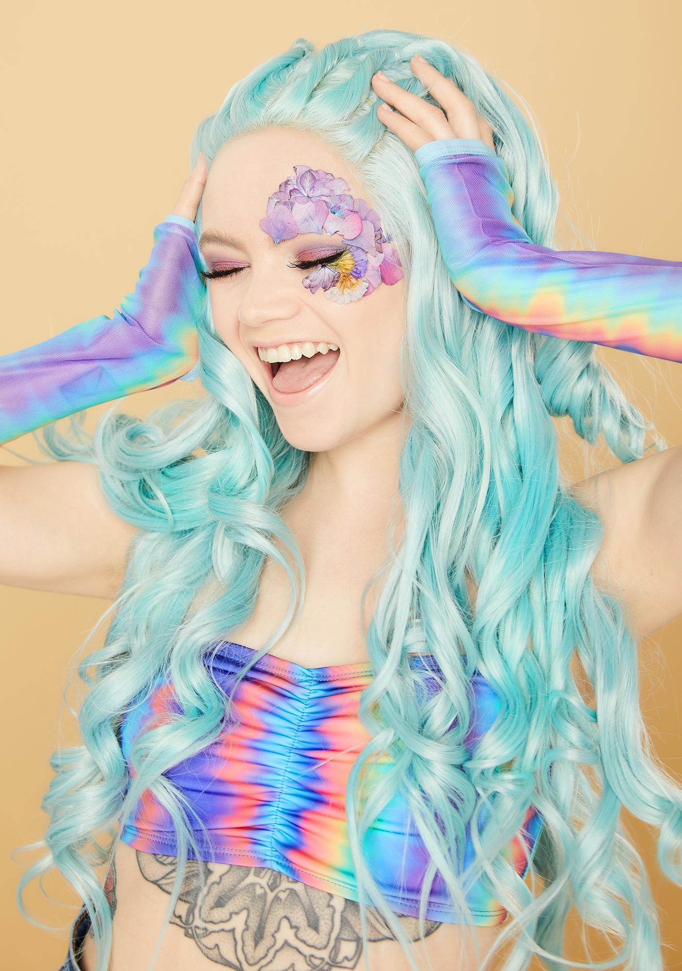 Lit Unicorns Cali Crush Lace Front Wig